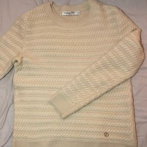 Christian Dior Sweater